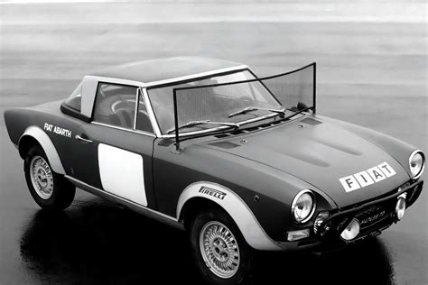 abarth fiat  spider rally classic car review honest