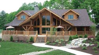 Large Log Home Floor Plans Photo Gallery by Eloghomes Gallery Of Log Homes