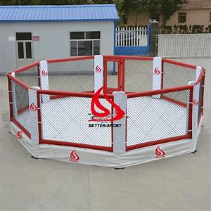 Height Octagon UFC MMA Cage - Buy MMA CAGE, octagon mma ...