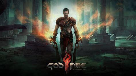 godfire rise  prometheus android ios jogo  estilo