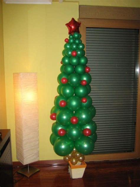 arbol de navidad globos arbol de navidad original