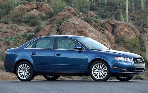 2006 Audi A4 by 2006 Audi A4 Information And Photos Zombiedrive