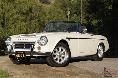 1967 Datsun Roadster by 1967 1 2 Datsun 1600 Roadster Excellent