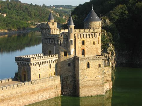 De Roche Ch 226 Teau De La Roche In Priest La Roche 2272 215 1704 Castles
