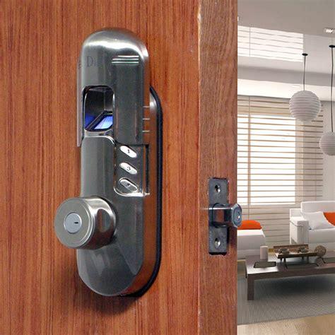keypad door knob weatherproof electronic keypad fingerprint deadbolt door