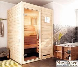 Sauna Für 2 Personen : menonatura 230 volt massivholzsauna f r jeden raum ~ Orissabook.com Haus und Dekorationen
