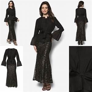 Fesyen Baju Kurung Moden Terkini 2016 2017 Design By ...