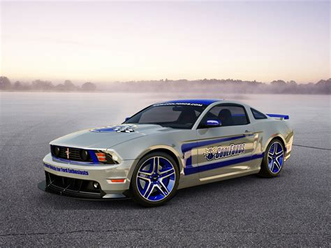 2012 Mustang Custom by Coolfords Designs 2012 Mustang Laguna Seca Custom Car