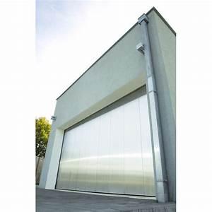 porte sectionnelle laterale pour garage avalon guttomat With guttomat porte de garage