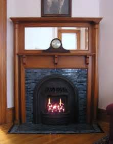 Victorian fireplace gas (After) - Victorian - Living Room ...