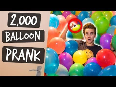 Nutella Bathroom Prank Feature Friday Pranks Channel by 2 000 Balloons Prank Vidoemo Emotional Unity