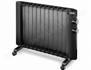 Radiateur Electrique Rayonnant : radiateur rayonnant delonghi panneau rayonnant 1500w pas ~ Nature-et-papiers.com Idées de Décoration
