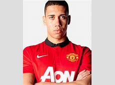 Pemain Manchester United Dalam Balutan Jersey Baru