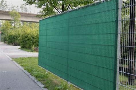 Sichtschutz Garten Netz by Sichtschutz Ca 75 Sichtschutznetz Am Zaun Carport