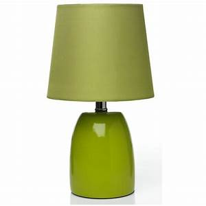Wilko opus table lamp green 806 liked on polyvore for Caotico s table lamp