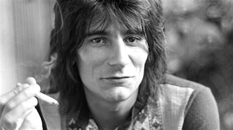 Ron Wood Not Just Another Pretty Face  Rolling Stone