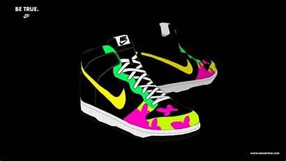 Nike 3d Shoe Kicks Creator Designer Cool