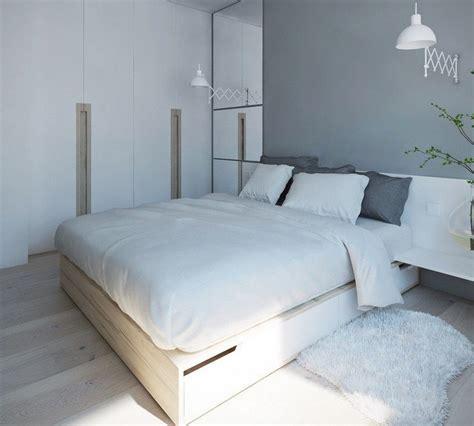 chambre en gris et blanc couleur de peinture pour chambre tendance en 18 photos