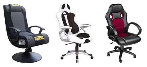 fauteuille de bureau gamer la chaise de bureau guide gratuit pour bien choisir