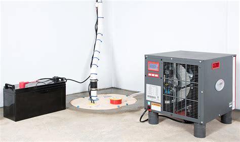 Sump Pump Systems Installation Cochrane, Calgary, Chestermere