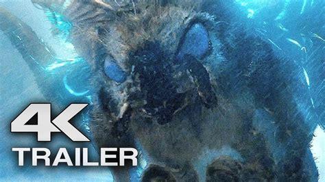 GODZILLA 2 King Of The Monsters Trailer 2 (4K ULTRA HD