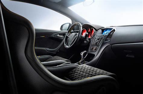 Opel Astra Opc Extreme Innenraum  Der Superastra Hat