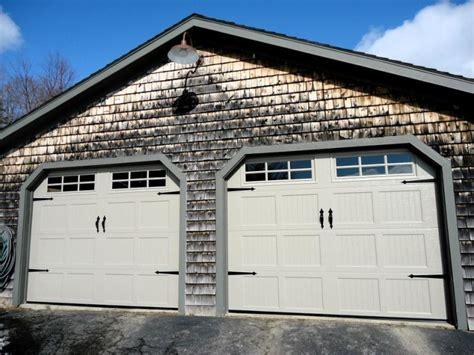 9x7 Garage Door by Summer Door Deal Boothbay Register
