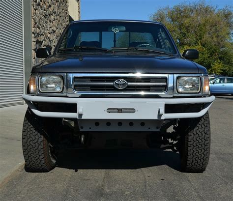 Toyota Front Bumper by Road Toyota Front Winch Bumper Fits 1989 1995 4runner