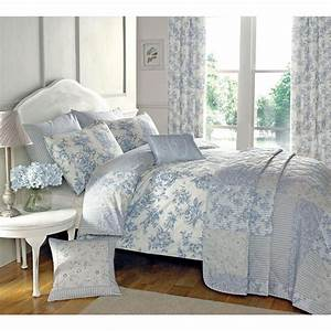 Traditional, Toile, Duvet, Quilt, Cover