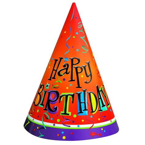 birthday hat happy birthday hat png clipart best