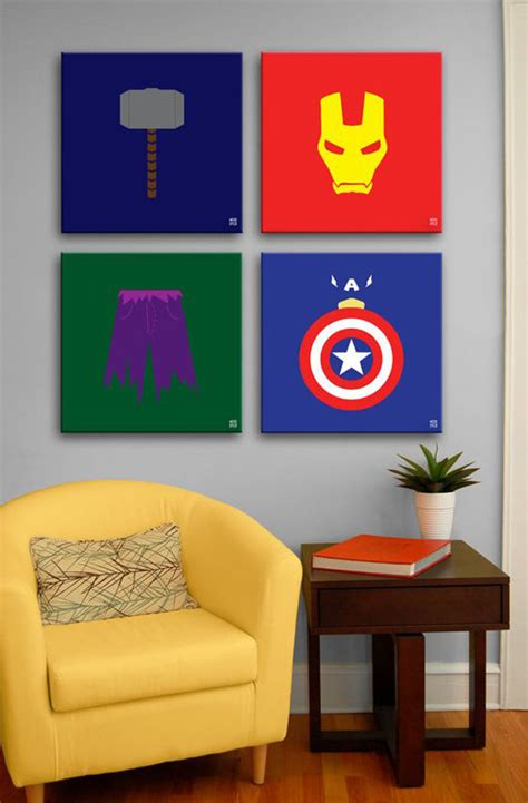 minimalist-the-avengers-painting-wall-art