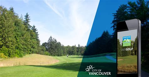 golf  vancouver city  vancouver