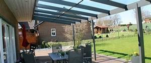 Terrassend cher hagemeier for Terrassendächer