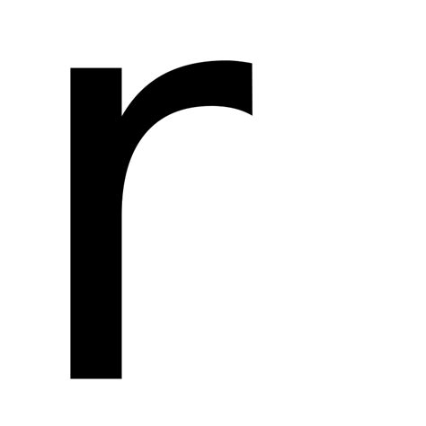 the letter r file letter r svg wikimedia commons