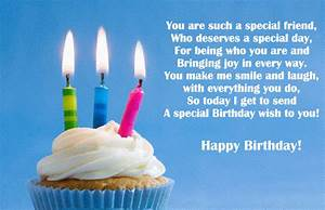Happy Birthday Wishes Quotes For Best Friend | Sad Poetry ...