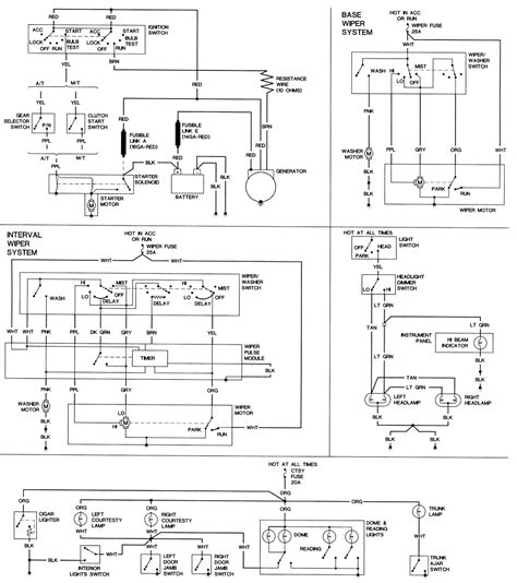 1985 Buick Century Wiring Diagram by 1990 Buick Century 3 3l Mfi Ohv 6cyl Repair Guides