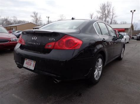 auto air conditioning service 2011 infiniti g37 electronic toll collection buy used 2011 infiniti g37 x in 30 harrison brookville rd west harrison indiana united