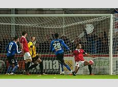 FC United of Manchester vs Chesterfield LATEST Relive