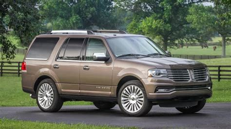 2015 Lincoln Navigator A Step Up In Large Suv Luxury