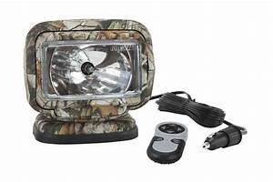 35 Watt Hid Camouflage Golight Stryker W   Wireless