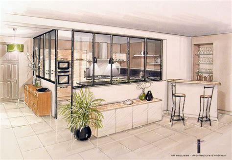 ilo central cuisine réalisation d 39 une cuisine entrée salle à manger