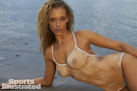 Hannah Ferguson Body Painting Get More Sports
