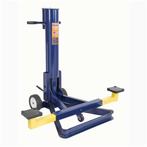 Hein Werner Floor by Hein Werner Hw93696a 2 1 2 Ton Air Operated End Lift