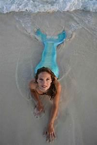 A Real-Life Mermaid's Waterproof Beauty Secrets -- The Cut