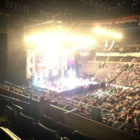 Scottrade Center Section 115 Concert Seating ...