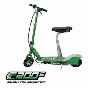Razor E200s Scooter Parts