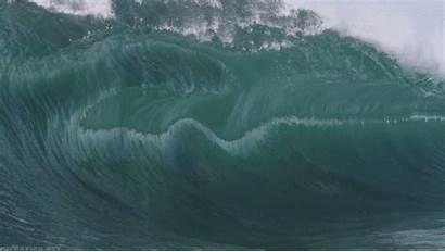 Gifs Wave Calm Waves Ocean Down Sea