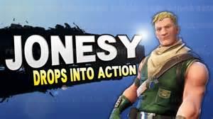 fortnite players    jonesy  nintendos super