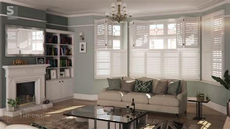 living room plantation shutters  scraft youtube