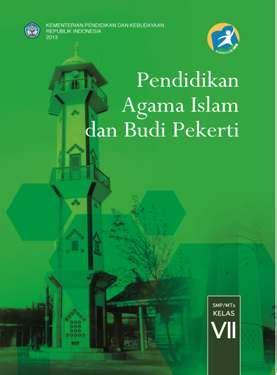 buku pegangan kurikulum  pendidikan agama